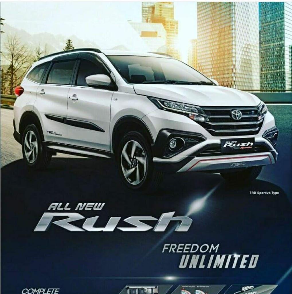 Toyota All New Rush 2018 Dealer Resmi Toyota Bangka Pt Istana Agung Toyota Bangka Toyota Jefri